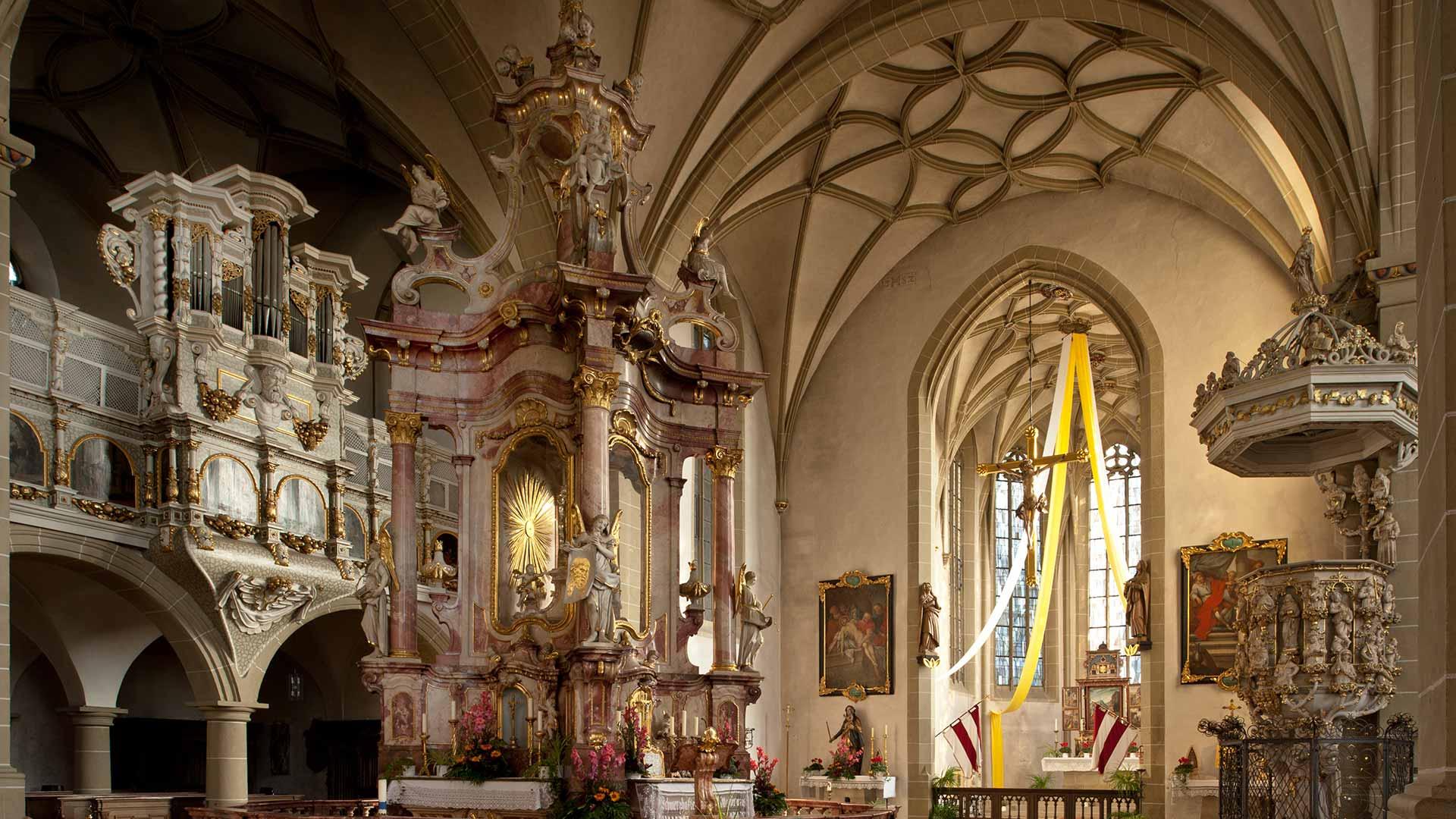 Heilige Messe an Christi Himmelfahrt