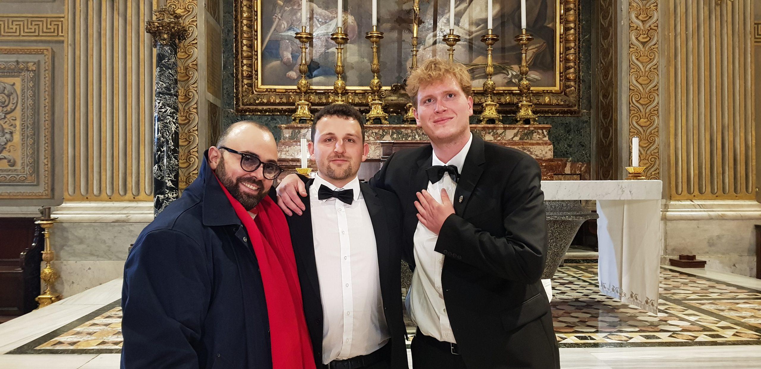 """Exklusiv: """"Die Oper"""" mit Passions- und Osterliedern"""