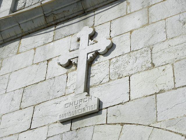 Live aus der Verkündigungskirche in Nazareth