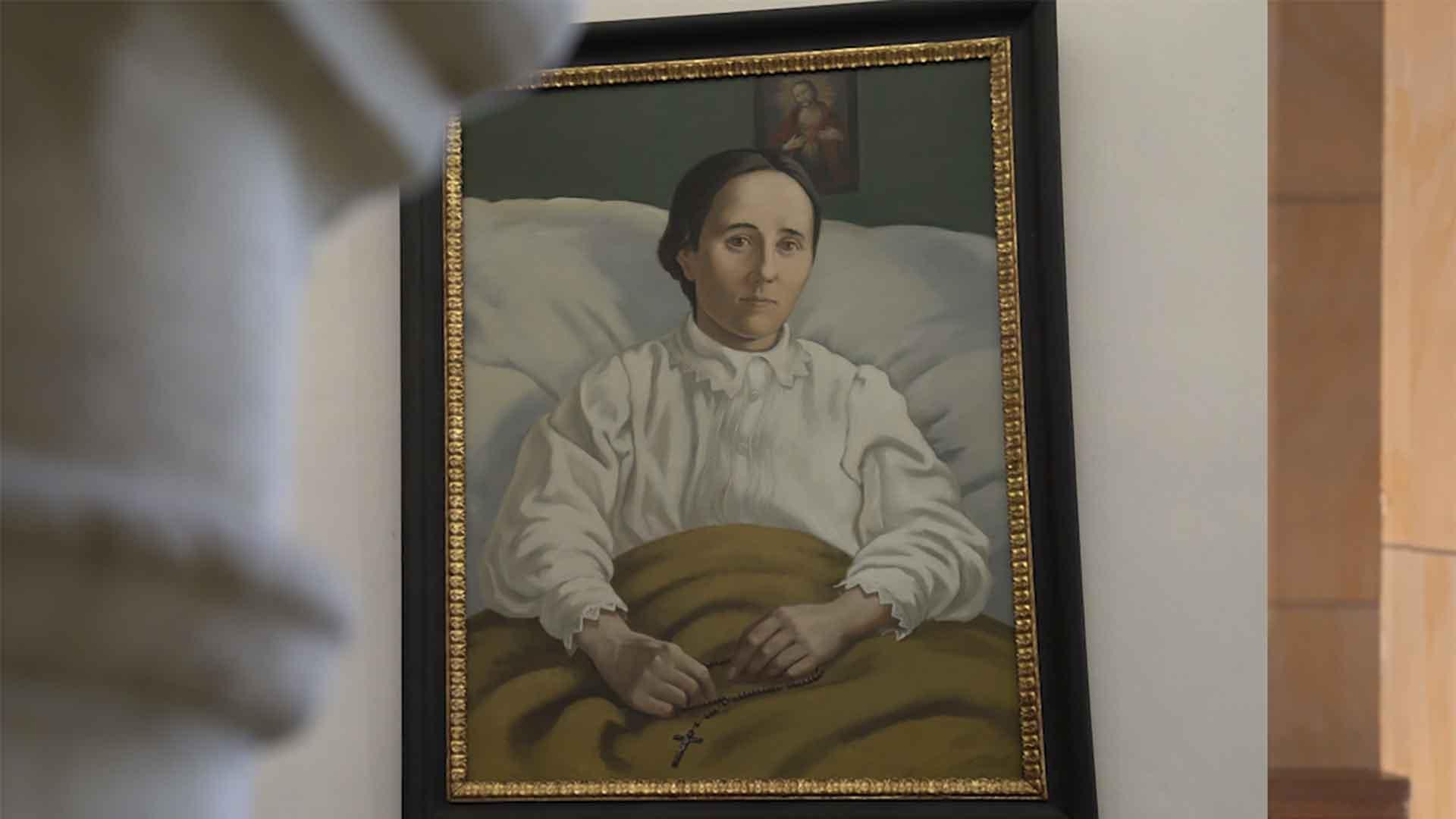 Die Heilige Anna Schäffer von Mindelstetten – Sühne