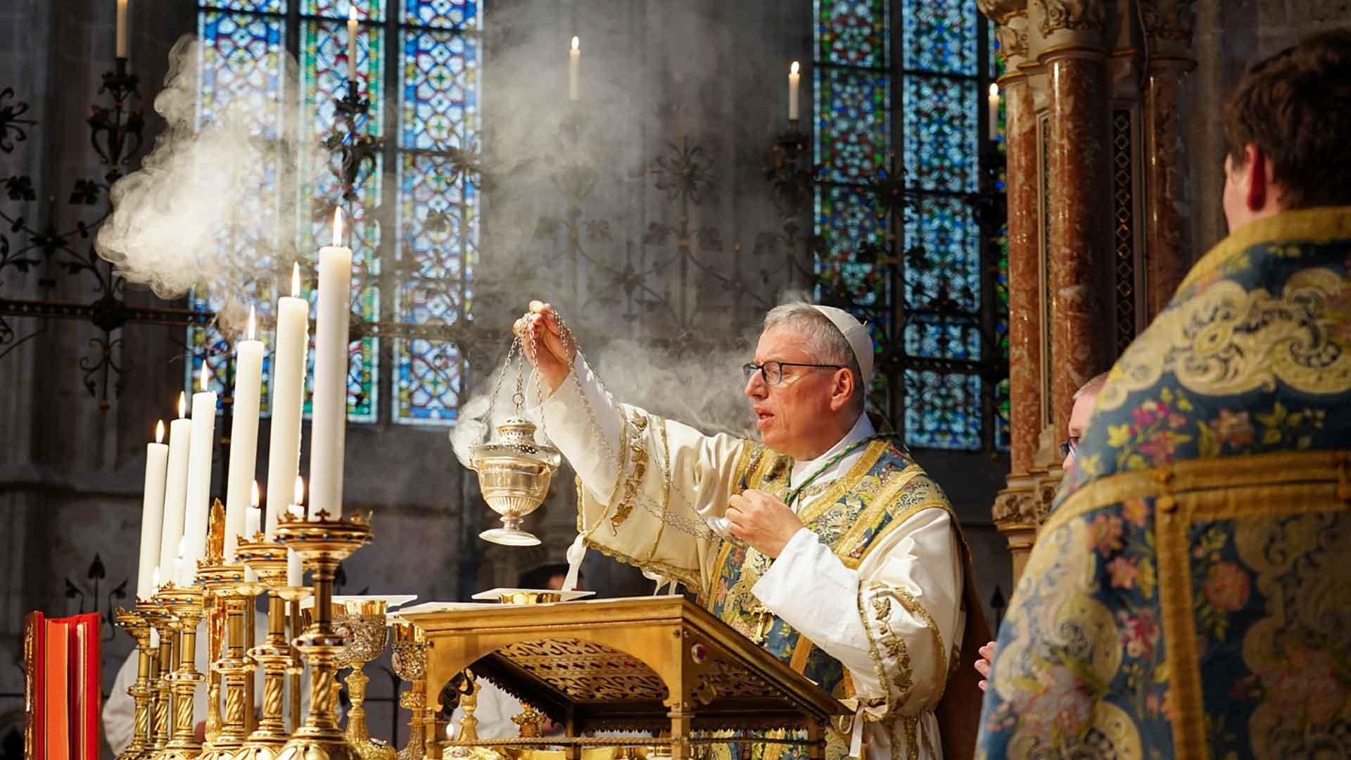 Heilige Messe am 25. April aus dem Stift Heiligenkreuz