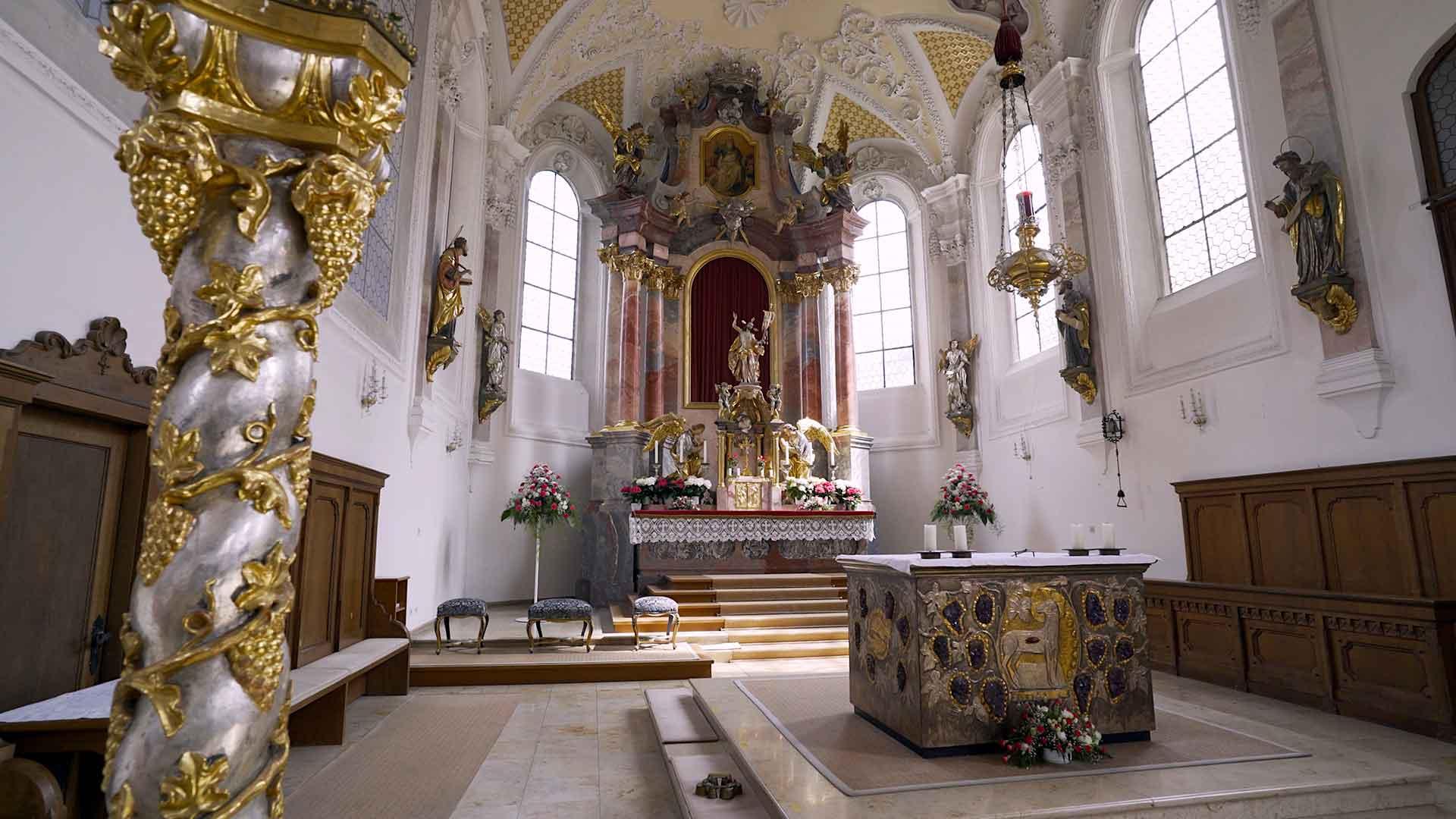 Pontifikalamt zur Eröffnung der Kneipp-Festwoche