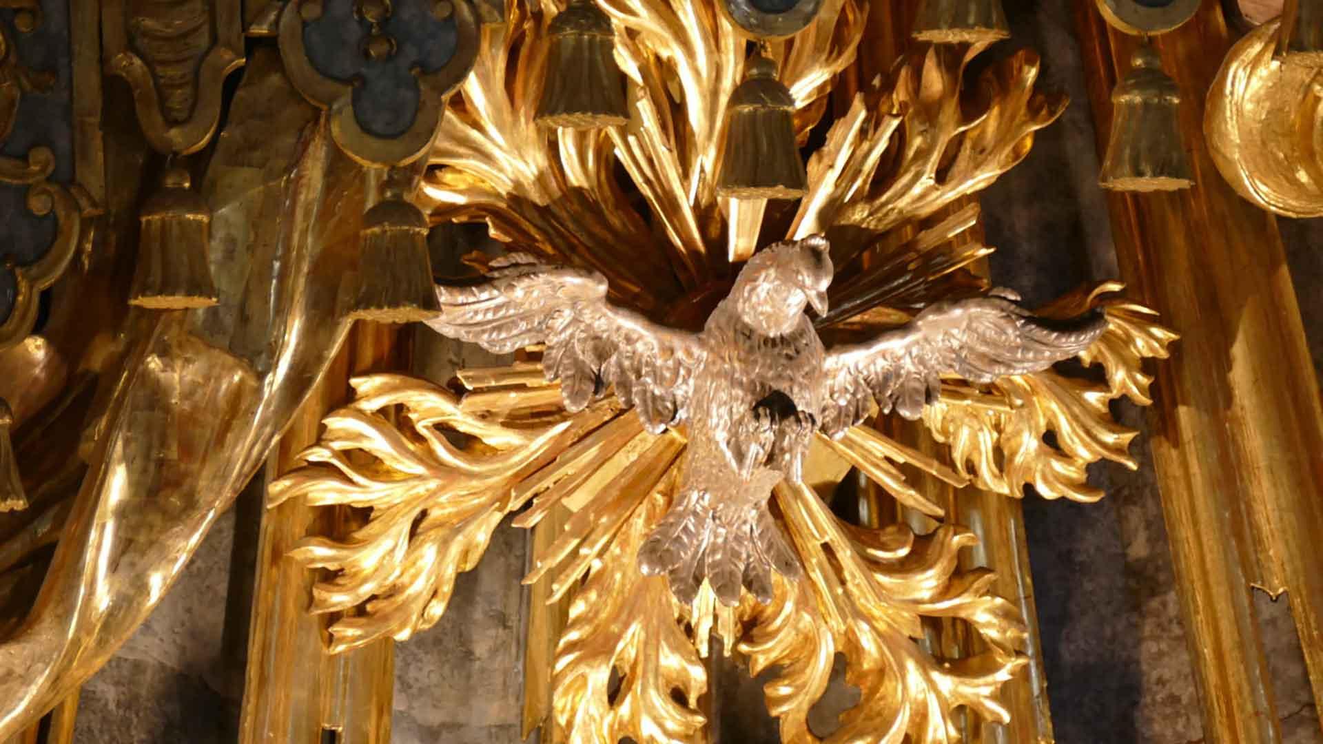 "Heilige Messe im Rahmen des Gebetsabends ""Veni Creator Spiritus"""
