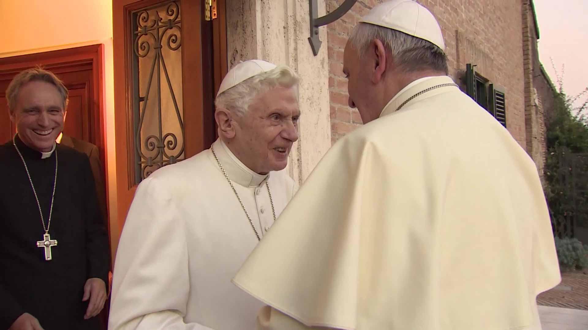 Priesterjubiläum Papst Benedikt XVI. em.