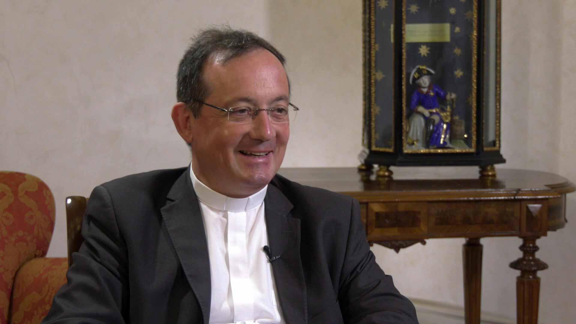 Talk aus Rom mit Dr. Michael Max