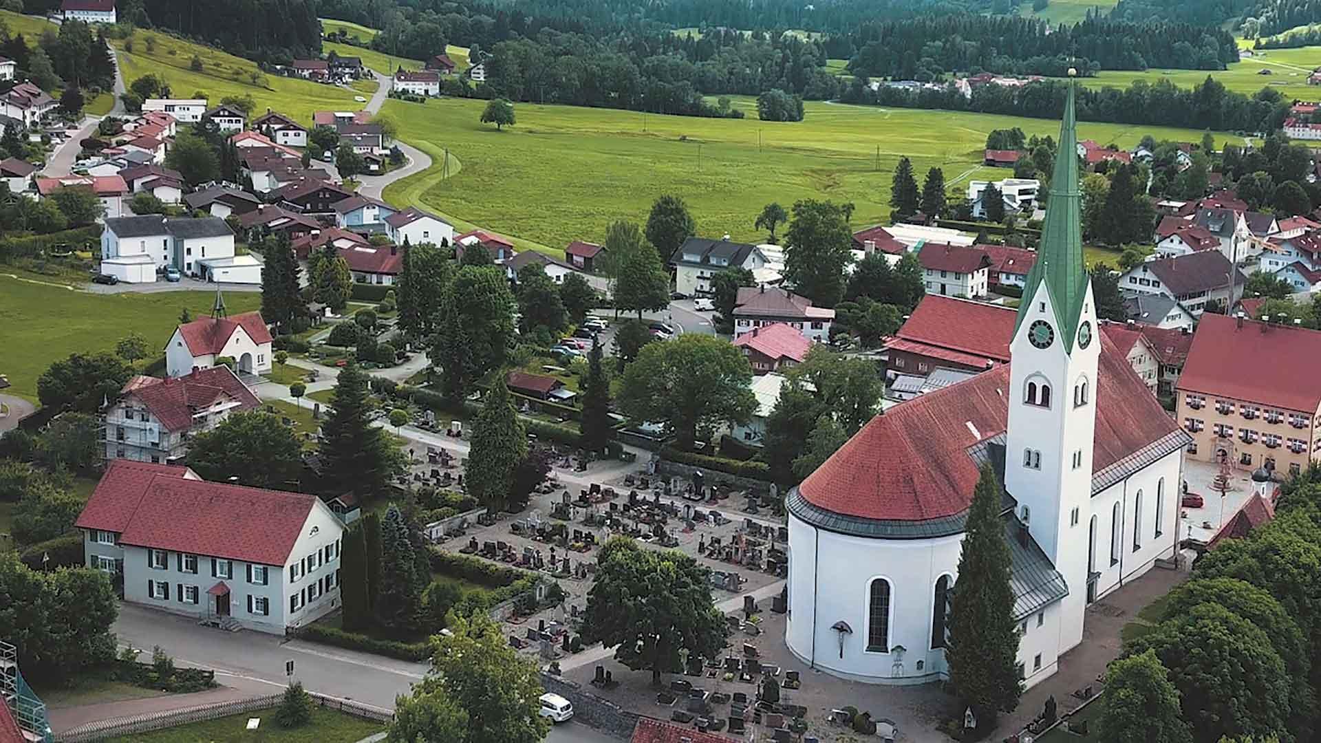 Ewige Profess aus Weiler-Simmerberg