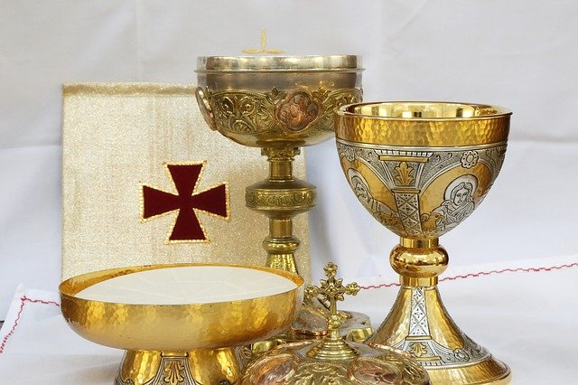 Die geistlich-heilende Kraft der Eucharistie