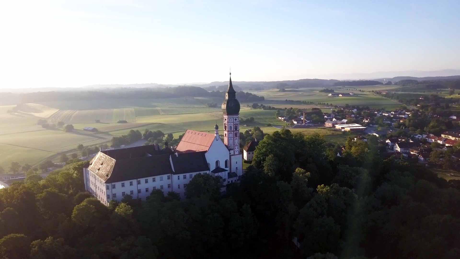 Dreihostienfest aus dem Kloster Andechs